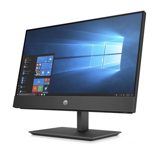 HP ProOne 600G4, i3-8100, 21.5 FHD/IPS, 8GB, SSD 256GB, DVDRW, W10Pro, 3Y, WiFi/BT