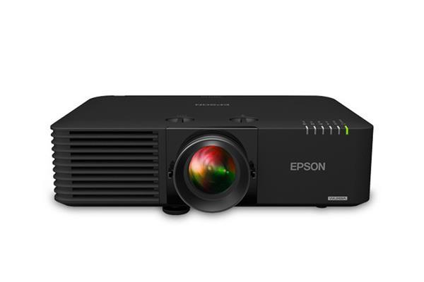 Epson projektor EB-L615U, 3LCD Laser WUXGA, 6000ANSI, 2 500 000:1, HDMI, LAN, WiFi