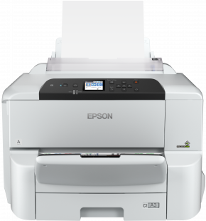 Epson WorkForce Pro WF-C8190DW, A3+, LAN, duplex, WiFi, NFC, PDL + 2x cierny atrament XL