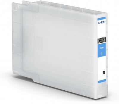 Epson atrament WF-C81xx/WF-C86xx cyan XXL - 8000str.