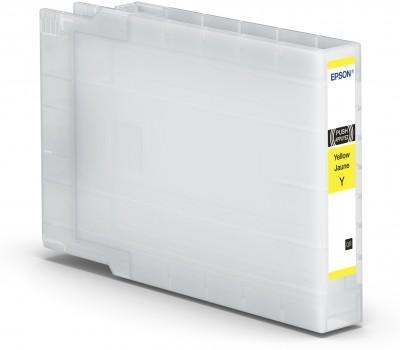 Epson atrament WF-C81xx/WF-C86xx yellow XXL - 8000str.