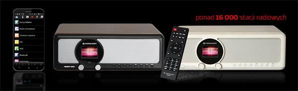 FERGUSON Digital Radio Regent i350s - deep wooden