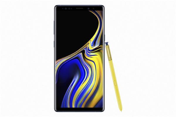 Samsung GALAXY Note9 512GB DUOS, modrá