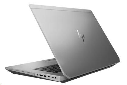 HP Zbook 17 G5, i7-8750H, 17.3 FHD/IPS, NVIDIA Quadro P2000/4GB, 16GB, 256GB SSD + 1TB 7k2, W10Pro, 3y