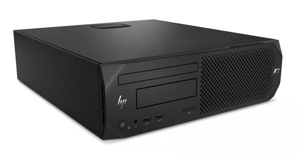 HP Z2 SFF G4, i7-8700, IntelUHD 630, 16GB, 256GB SSD, DVDRW, W10Pro, 3Y