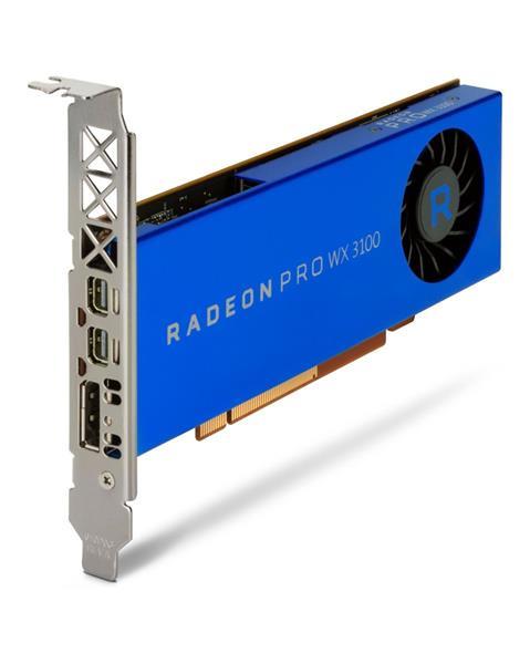 Grafická karta AMD Radeon Pro WX 3100 (4 GB)