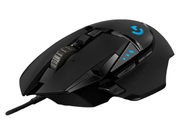 Logitech® G502 HERO High Performance Gaming Mouse - N/A - EER2