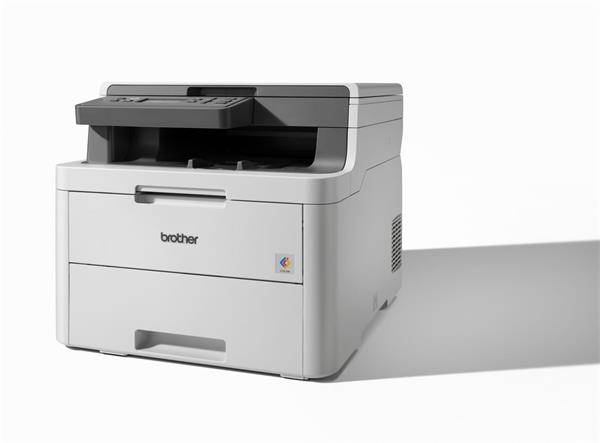 BROTHER DCP-L3510CDW A4, color laser MFP, duplex, WiFi, PCL