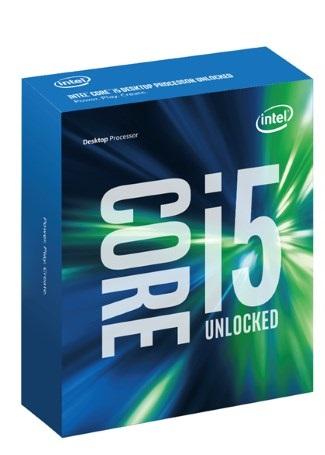 Intel® Core™i5-6400 processor, 2,70GHz,6MB,LGA1151 BOX, HD Graphics 530