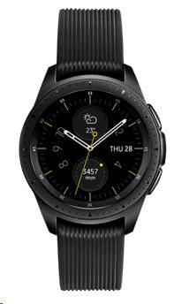 Samsung Gear Watch, Midnight Black, 42mm