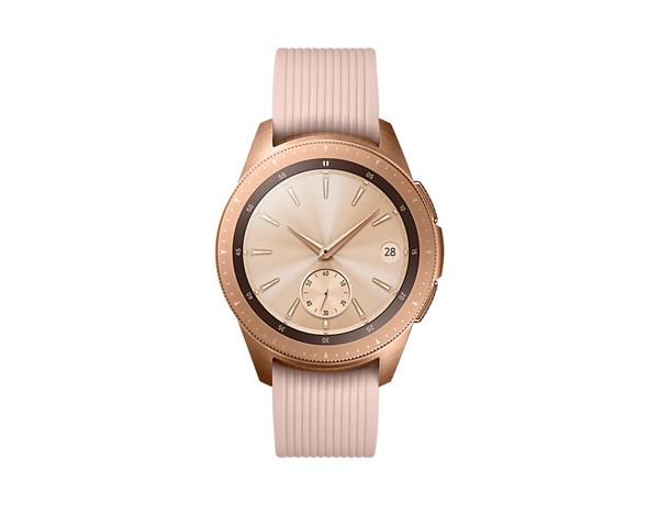 Samsung Gear Watch, Rose Gold, 42mm
