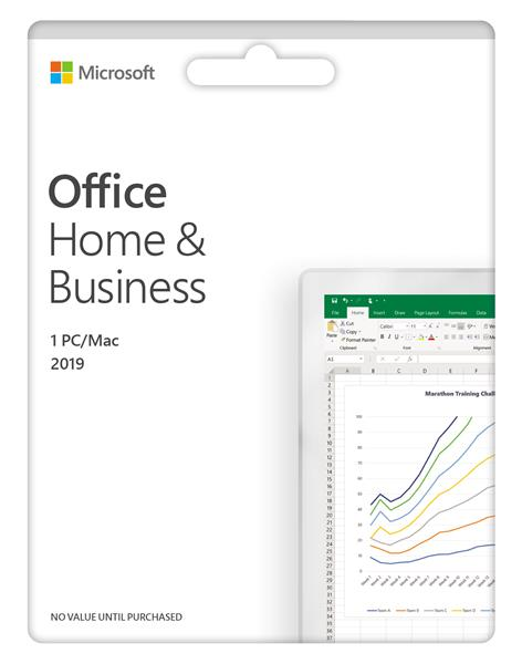 Office 2019 pre podnikatelov - English Medialess