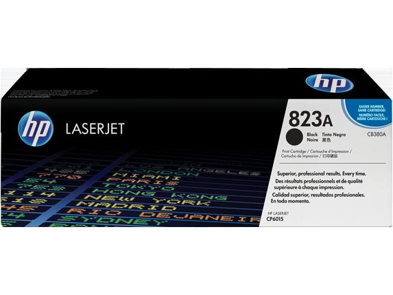 HP Toner/BlackPrint Cartridge w. CS