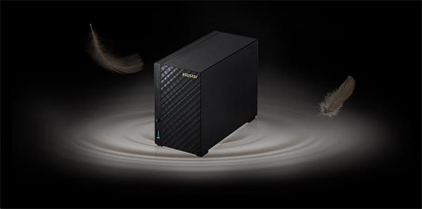 Asustor™ AS1002T 2x 2TB HDD NAS
