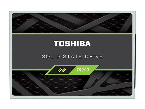 Toshiba OCZ 240GB SSD TR200 Series SATA 3 6Gb/s, 2.5
