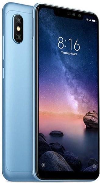 Xiaomi Redmi Note 6 Pro, 64GB, Dual SIM, modrý