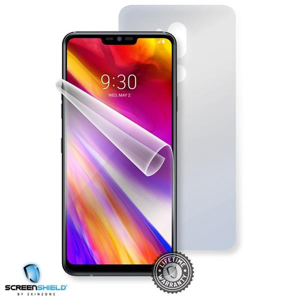 Screenshield LG LM-G710 - Film for display + body protection
