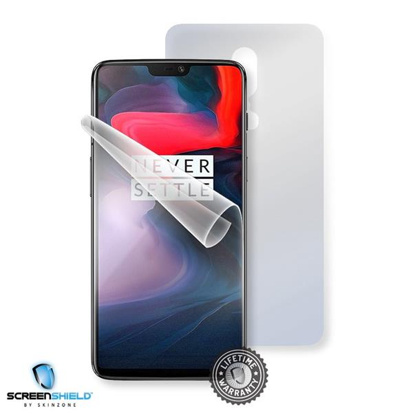 Screenshield ONEPLUS 6 - Film for display + body protection