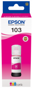 Epson atrament L3xxx Magenta ink container 65ml - 7500str.