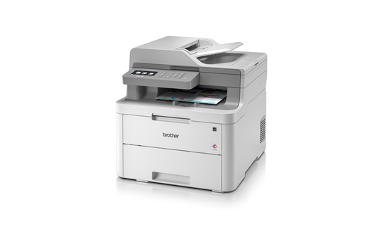BROTHER DCP-L3550CDW A4, color laser MFP, duplex, ADF, LAN, WiFi