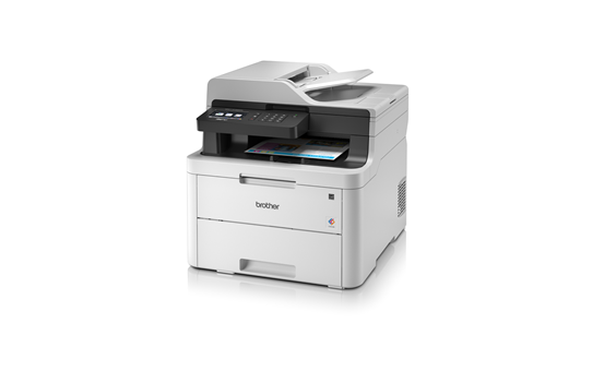 BROTHER MFC-L3730CDN A4, color laser MFP, Fax, duplex, ADF, LAN