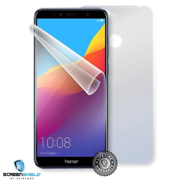 Screenshield HUAWEI Honor 7A - Film for display + body protection