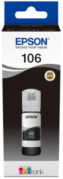 Epson atrament L71xx Photo Black ink container 70ml