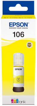 Epson atrament L71xx Yellow ink container 70ml - 5000str.