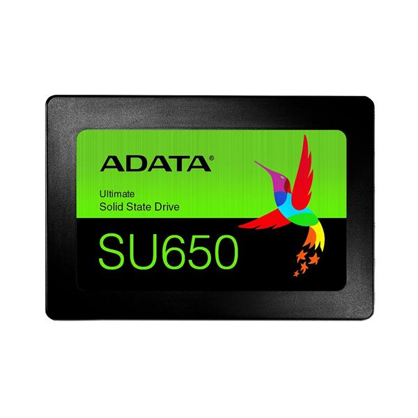 ADATA 120GB SSD SU650 Series SATA 3 6Gb/s, 2.5