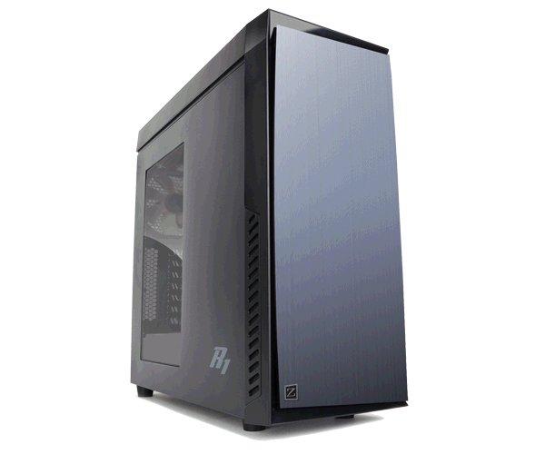 Prestigio Xtreme i5-7500 (3,4G) GTX1060 8GB 1TB+120GB SSD DVDRW DVI HDMI DP USB3 KLV+MYS W10 64bit