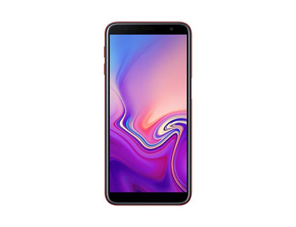 Samsung GALAXY J6+ Duos, Red