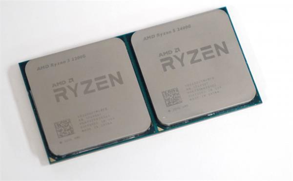 AMD, Ryzen 5 2400G, Processor TRAY, soc. AM4, 65W, RX Vega Graphics