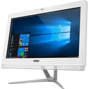 MSI Pro 20EX 7M-034XEU Intel G3930/19.5 HD/Intel HD/4GB/1TB HDD/DVDRW/WLAN/NonOS