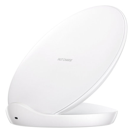 Samsung Bezdrôtová nabíjacia stanica Qi pre Samsung S9/S9+, Biela