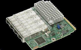 Supermicro Add-on Card AOC-MTG-i4SM 4-port 10GbE SFP+