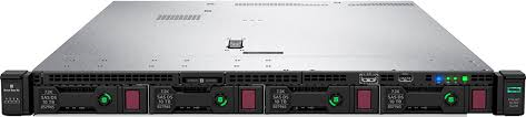 HP ProLiant DL360 G10 3104 1.7GHz 6-core 1P 8GB-R S100i 4LFF 500W PS Base Server