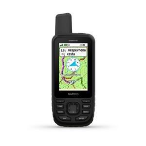 Garmin GPSmap 66s + SK TOPO