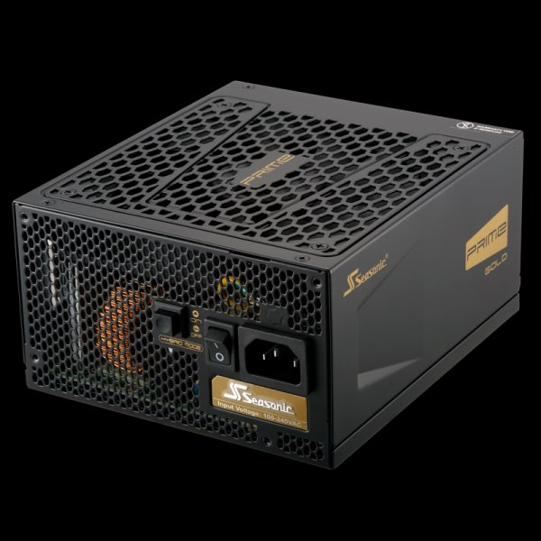 Zdroj 750W, Seasonic PRIME Ultra 750 Gold (SSR-750GD2) 80PLUS GOLD