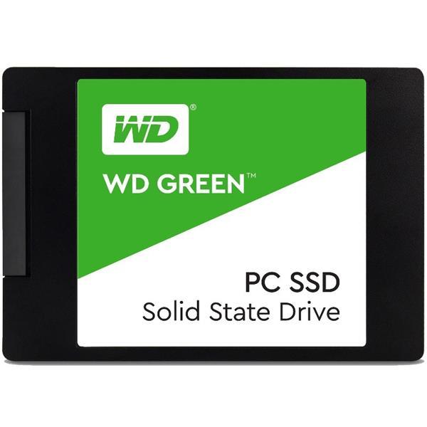WD Green 480GB SSD SATA III 6Gbs, 2,5
