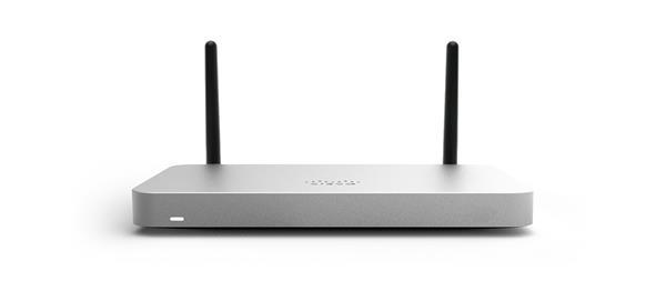 Meraki MX68 Router/Security Appliance