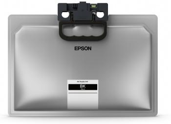 Epson atrament WF-M52xx/57xx black XXL - 40 000str.