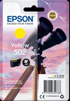 Epson atrament XP-5100 yellow 3.3ml - 165 str.