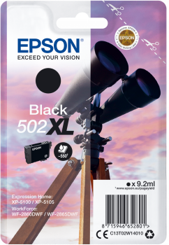 Epson atrament XP-5100 black XL 9.2ml - 550 str.