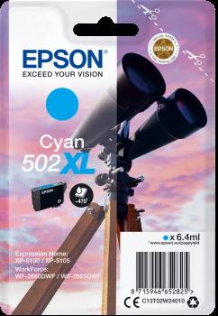 Epson atrament XP-5100 cyan XL 6.4ml - 470 str.