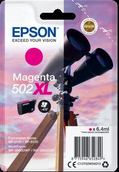 Epson atrament XP-5100 magenta XL 6.4ml - 470 str.