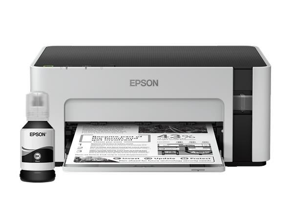 Epson M1100, A4 mono tlaciaren, USB