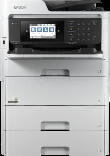 Epson WorkForce Pro WF-C579RD2TWF, A4, MFP, GLAN, duplex, ADF, Fax, WiFi, BT