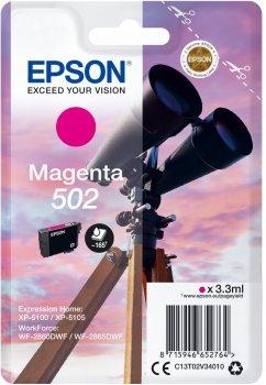 Epson atrament XP-5100 magenta 3.3ml - 165 str.
