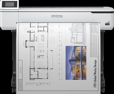 Epson SureColor SC-T5100, 36