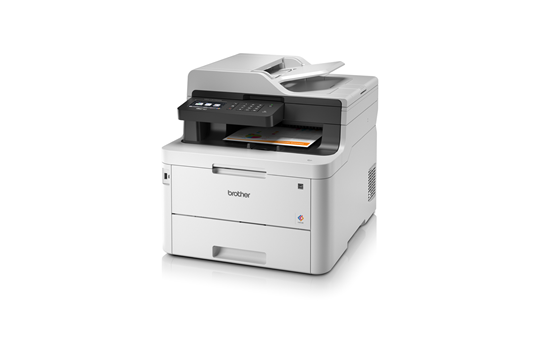 BROTHER MFC-L3770CDW A4, color laser MFP, ADF, Fax, duplex, USB, LAN, WiFi, NFC